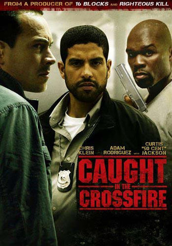 Caught in the Crossfire DVD Movie