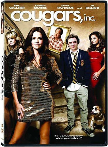 Cougars Inc DVD Movie