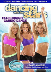 Dancing With the Stars - Fat Burning Cardio Dance (Lionsgate)