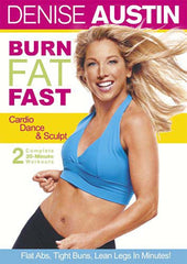 Denise Austin - Burn Fat Fast - Cardio Dance and Sculpt (LG)