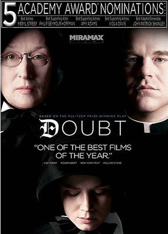 Doubt DVD Movie