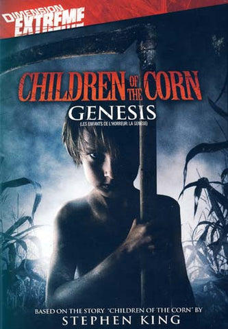 Children Of The Corn Genesis (Bilingual) DVD Movie
