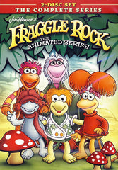 Fraggle Rock - The Animated Series - The Complete Series