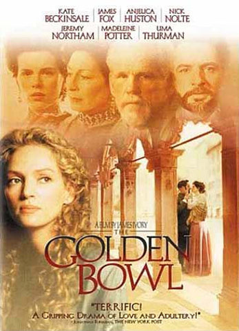 The Golden Bowl DVD Movie