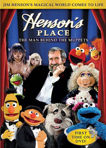 Henson's Place: The Man Behind the Muppets DVD Movie