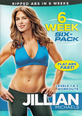 Jillian Michaels - 6 Week Six-Pack (All)