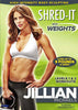 Jillian Michaels - Shred-It With Weights DVD Movie