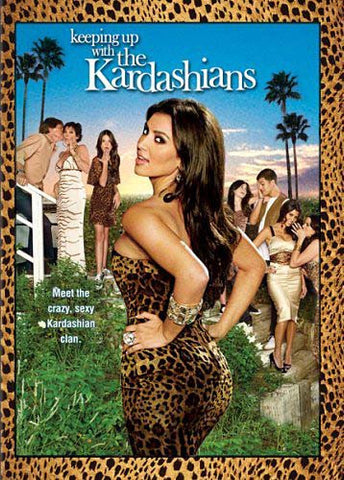 Keeping Up with the Kardashians - The Complete First Season (1st) DVD Movie