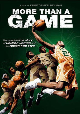 More Than a Game DVD Movie