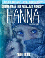 Hanna (Blu-ray+DVD+Digital Copy Steelbook Case) (Bilingual) (Blu-ray)