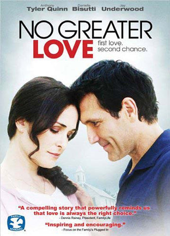 No Greater Love DVD Movie