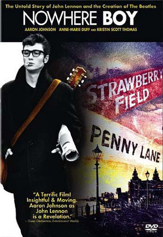 Nowhere Boy(Bilingual) DVD Movie