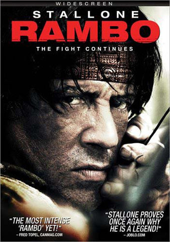 Rambo (Widescreen Edition) (Bilingual) DVD Movie