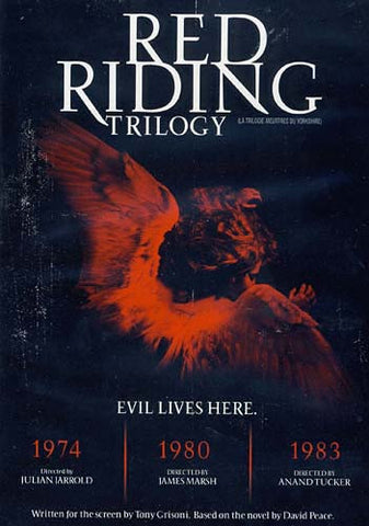 Red Riding Trilogy (Boxset) DVD Movie
