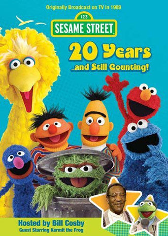 20 Years...and Still Counting! (Sesame Street) DVD Movie