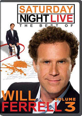 Saturday Night Live - The Best of Will Ferrell - Volume 3