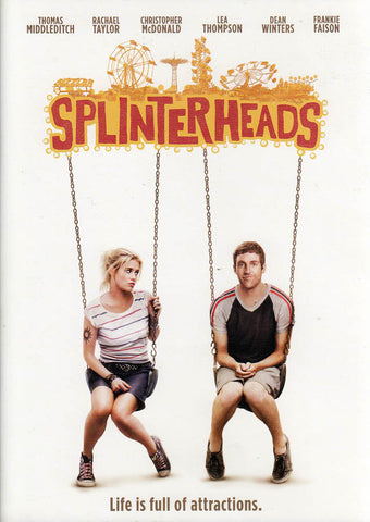 Splinterheads DVD Movie