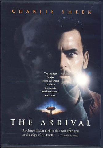 The Arrival DVD Movie