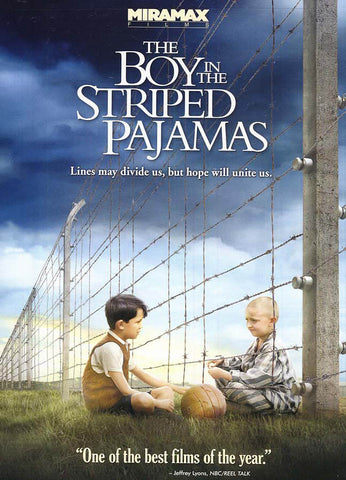 The Boy in the Striped Pajamas (LG) DVD Movie
