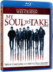 My Soul to Take (Bilingual) (Blu-ray)