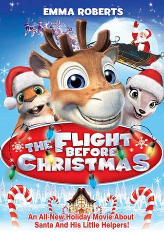 The Flight Before Christmas DVD Movie