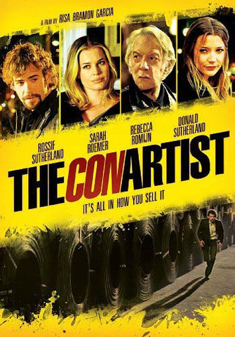 The Con Artist DVD Movie