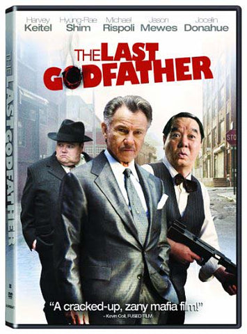 The Last Godfather DVD Movie