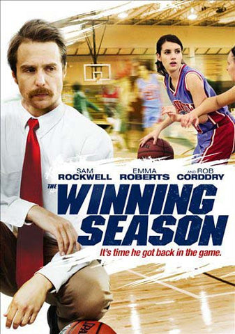 The Winning Season (Sam Rockwell) DVD Movie