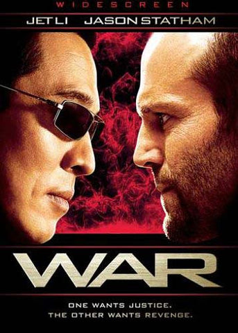 War (Jet Li) (Widescreen Edition) DVD Movie
