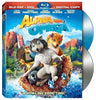 Alpha And Omega (Blu-ray + DVD + Digital Copy) (Blu-ray) (Bilingual) BLU-RAY Movie