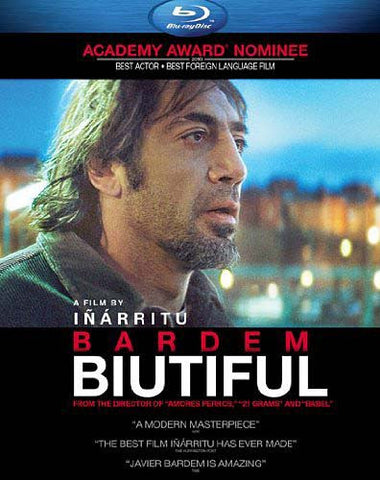 Biutiful (Bilingual) (Blu-ray) BLU-RAY Movie