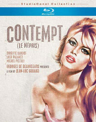 Contempt (Le Mepris) (Blu-ray)