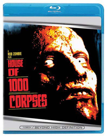 House of 1000 Corpses (Blu-ray) BLU-RAY Movie