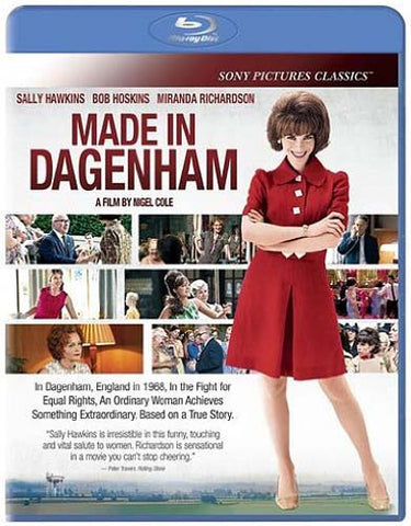 Made in Dagenham (Blu-ray) BLU-RAY Movie