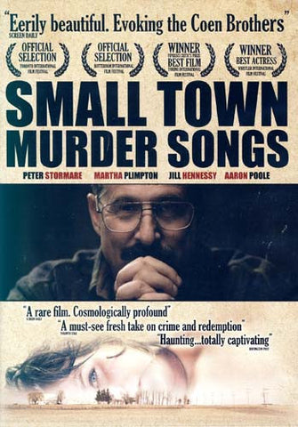 Small Town Murder Songs DVD Movie