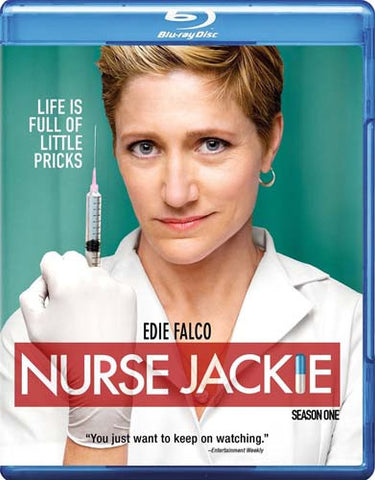 Nurse Jackie - Season One (1) (Blu-ray) BLU-RAY Movie