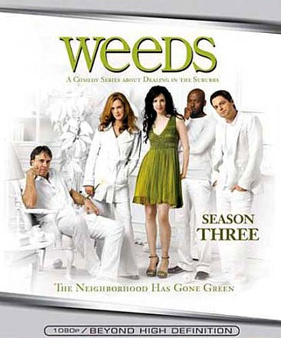 Weeds - Season Three (3) (Blu-ray) BLU-RAY Movie
