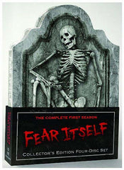 Fear Itself - The Complete First Season (1st) - Collector's Edition (Boxset)