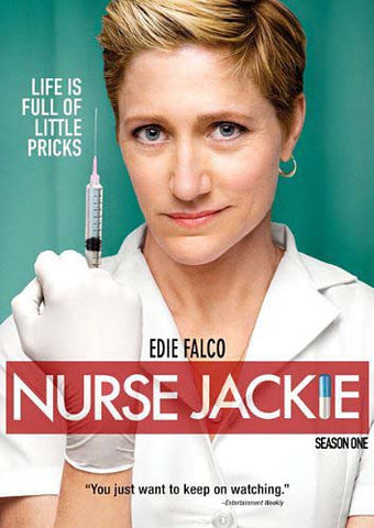 Nurse Jackie - Season One (1) (Boxset) DVD Movie