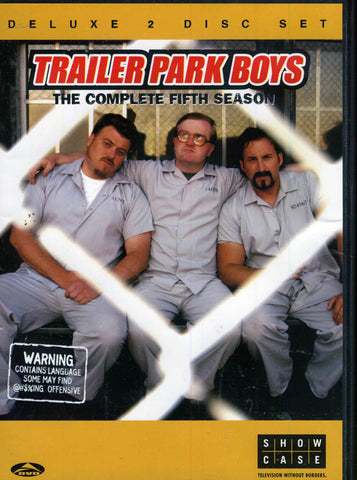 Trailer Park Boys - The Complete Fifth Season 5 (Deluxe 2-disc Set) (Keepcase) DVD Movie