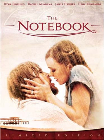 The Notebook (Limited Edition Gift Set) (Boxset) DVD Movie