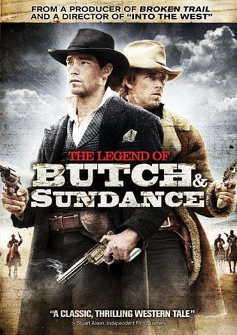 The Legend of Butch and Sundance DVD Movie