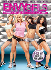 Envy Girls - Workouts for the Spots That Really Count (Boxset)