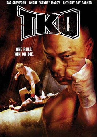 TKO DVD Movie