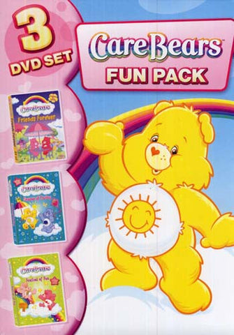 Care Bears - Fun Pack (Boxset) DVD Movie