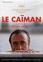 Le Caiman (Original Italian Version with English Subtitles)