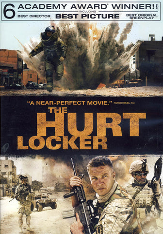 The Hurt Locker DVD Movie