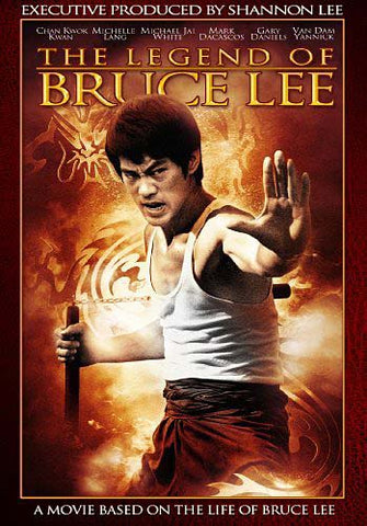 The Legend of Bruce Lee (Kwok-Kwan Chan) DVD Movie