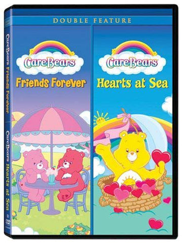 Care Bears - Friends Forever / Hearts At Sea (Double Feature) (LG) DVD Movie