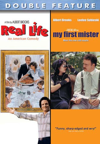 Real Life / My First Mister (Double Feature) DVD Movie